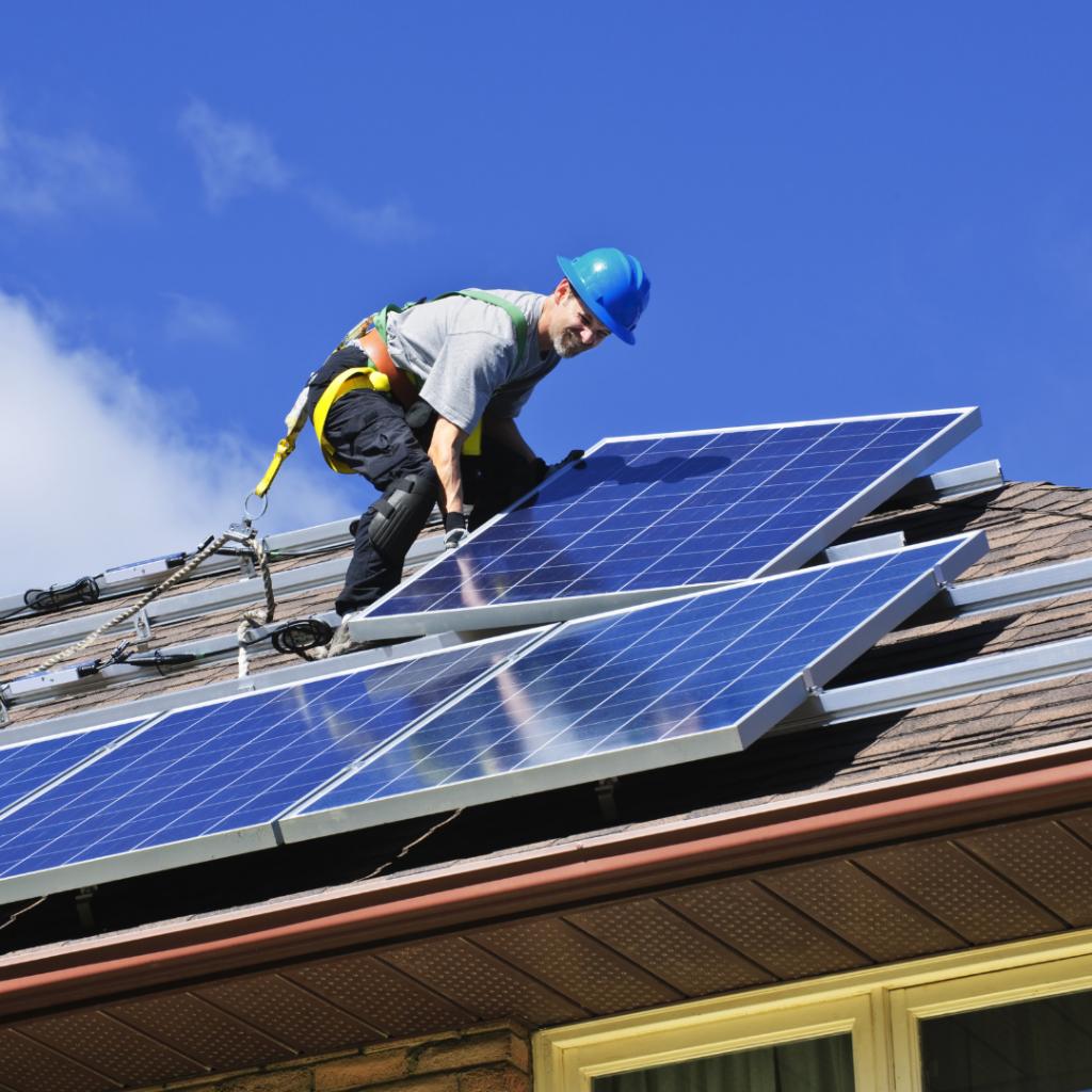 Zahnsenergy Solar Panel Installation