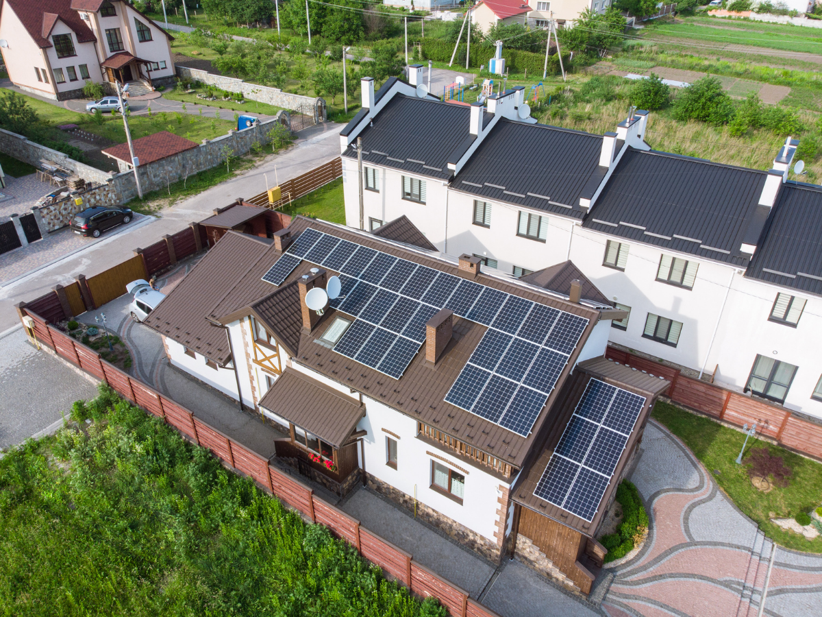 Solar Home Installation